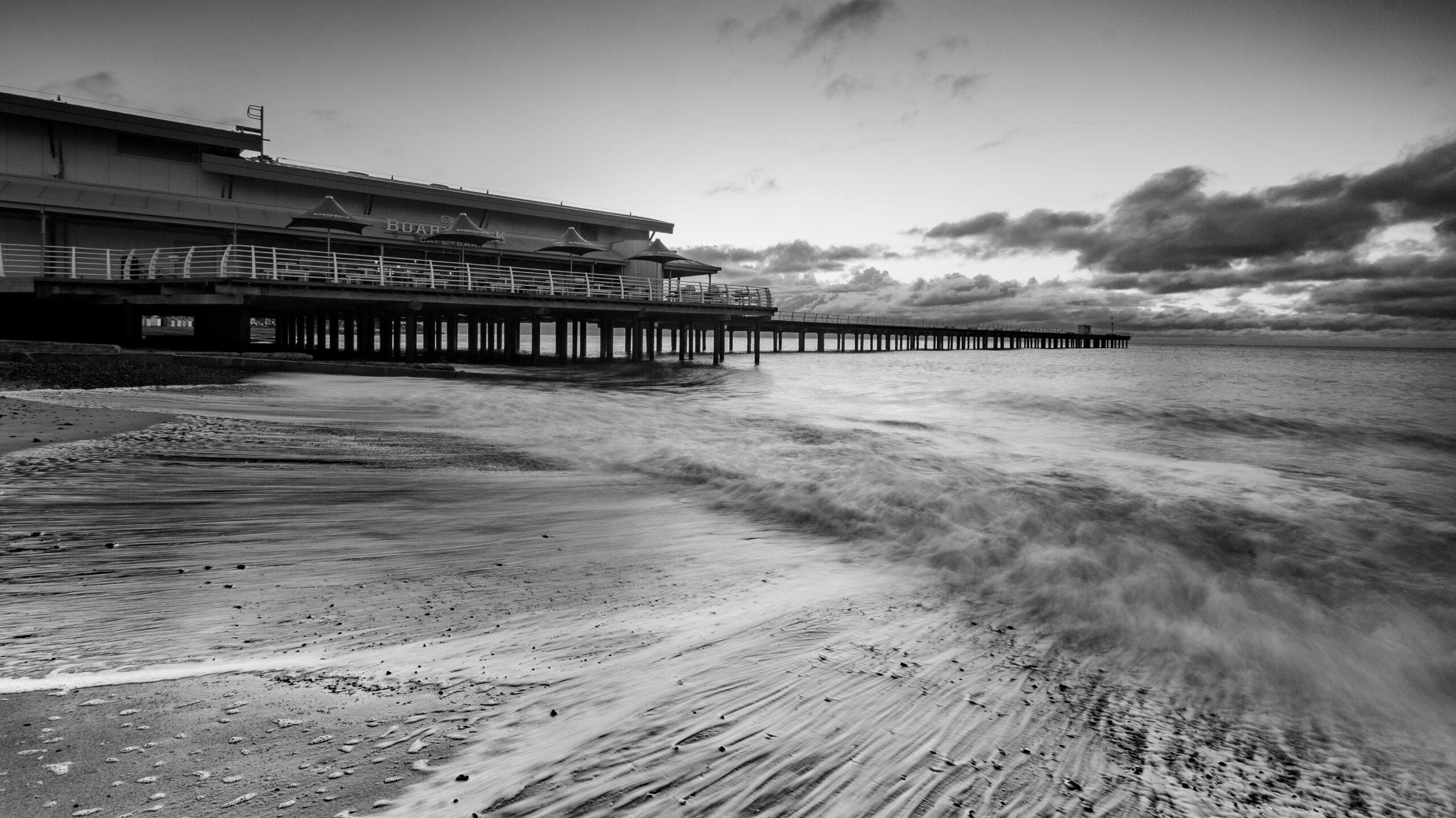Boardwalk, Felixstowe Pier
