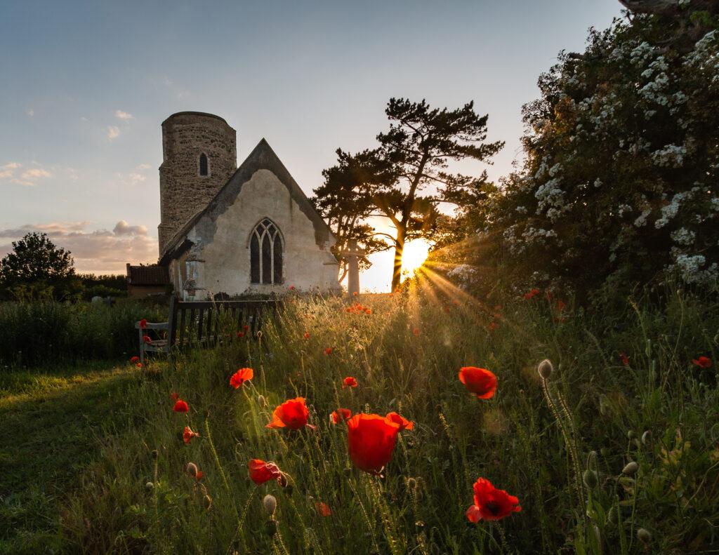 Honour, Ramsholt Church, Suffolk