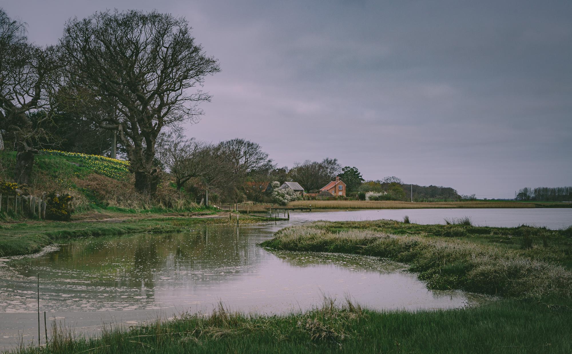 Provincial, Iken, Suffolk