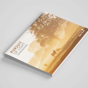 Pursuit of Light Calendars Cover A4