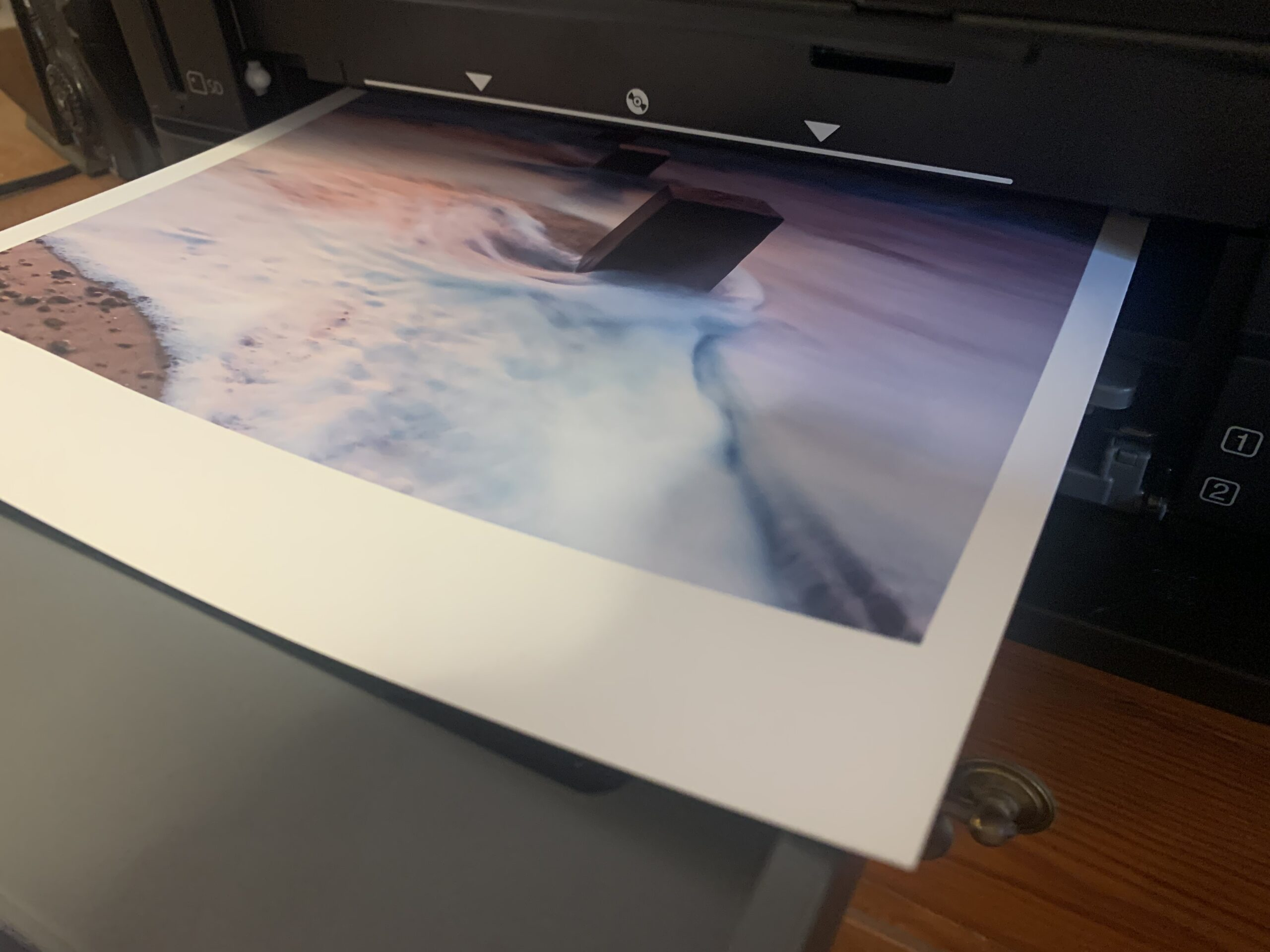 A4 Print - Soother - Printing